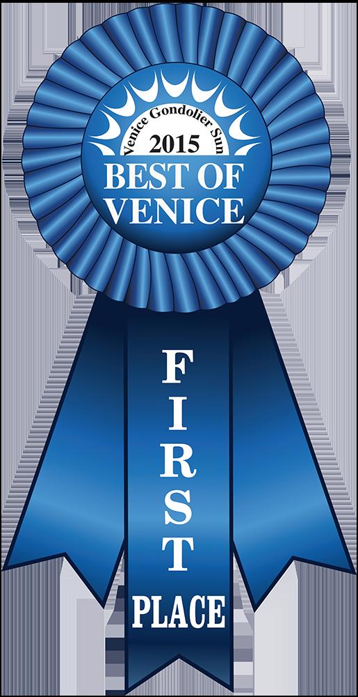 2015 Best of Venice Ribbon