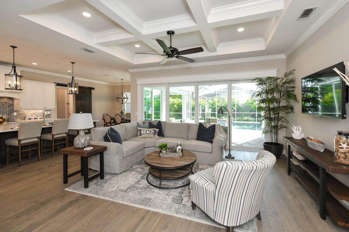 Rockport Model Home Interior 6